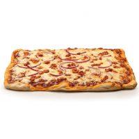 Porción pizza barbacoa
