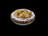Tartaleta de almendra