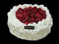 Tarta Nata con fresas 6 raciones